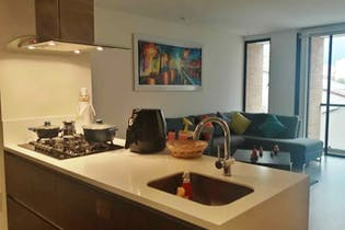 Apartamento en venta en Santa Paula, 79m²