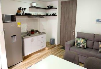 Apartamento en venta en Gratamira de 25m²
