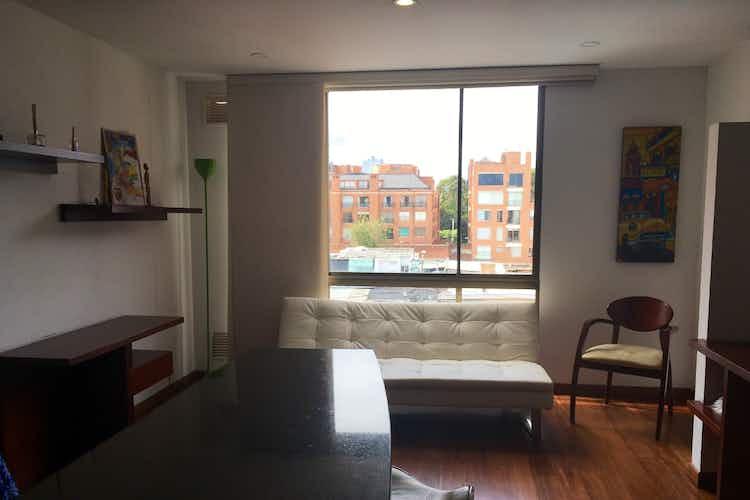 Portada Apartamento en venta en San Patricio, 53mt con balcon