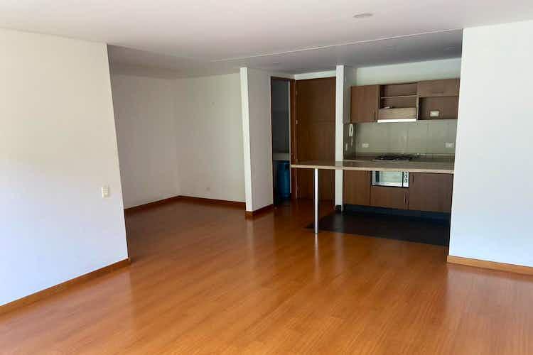 Portada  Apartamento en venta en Chapinero Alto  de 2 habitaciones