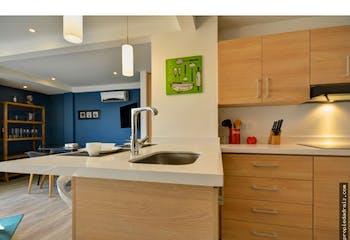Apartamento en venta en Florida Nueva de 1 hab.