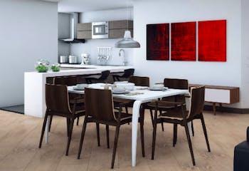 Vivienda nueva, Bella Terra, Apartamentos nuevos en venta en Nueva Autopista con 3 hab.