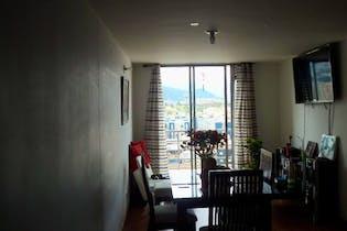 Apartamento en venta en San Antonio Norte Usaquén de 57m² con Gimnasio...