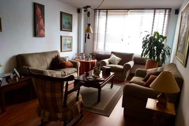 Portada Apartamento en venta en Prado Pinzón de tres habitaciones