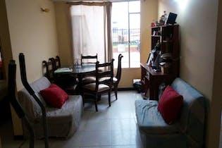 Apartamento en venta en San Carlos De Tibabuyes de 2 hab.