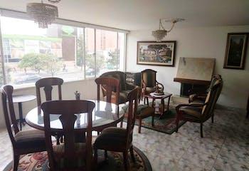 Apartamento en venta en Santa Barbara 137m²