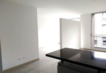 Apartamento en venta en Bosque Izquierdo de 1 habitacion