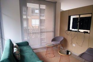 Apartamento en venta en Bosque Izquierdo de 59m² con Gimnasio...
