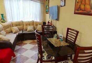 Apartamento en venta en Garces Navas de 3 alcobas