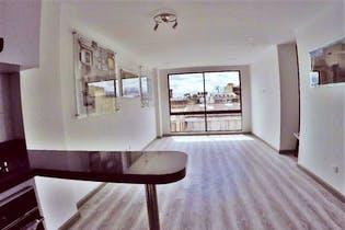Apartamento en venta en J Vargas de 3 habitaciones