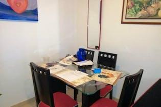 Apartamento en venta en Santa Fe Martires 69m²