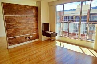 Apartamento en venta en Nueva Autopista de 2 hab. con Bbq...