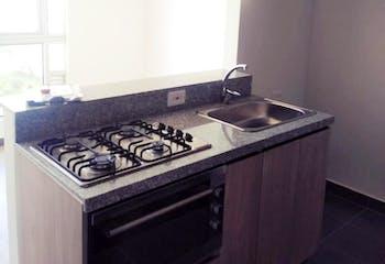 Apartamento en venta en Hayuelos 42m² con Bbq...