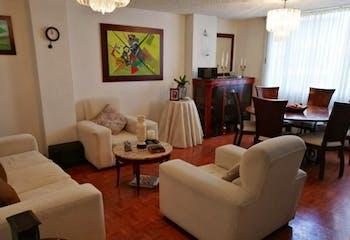 Apartamento en venta en Belalcazar 93m²