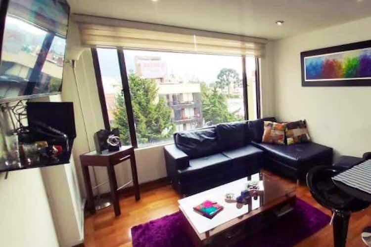 Portada Apartamento En Venta En Galerías, de 60,3mtrs2