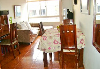 Apartamento en venta en Chapinero Occidental, 59m²