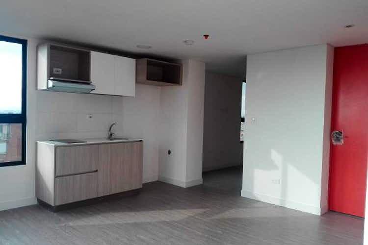 Portada Apartaestudio en venta en Chapinero, 41mt con balcon