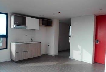 Apartamento en venta en Chapinero Central con acceso a BBQ