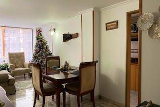 Apartamento en venta en Tibana de 3 habitaciones