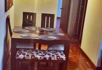 Apartamento en venta en Hayuelos 63m² con Bbq...