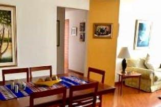Apartamento en venta en Recodo Del Country Usaquén de 3 habitaciones