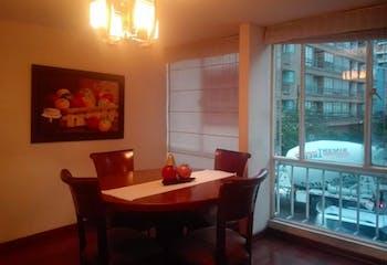 Apartamento en venta en Cedritos Usaquén de 2 hab.