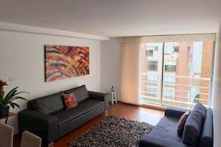 Apartamento en venta en Bella Suiza Usaquén 122m²