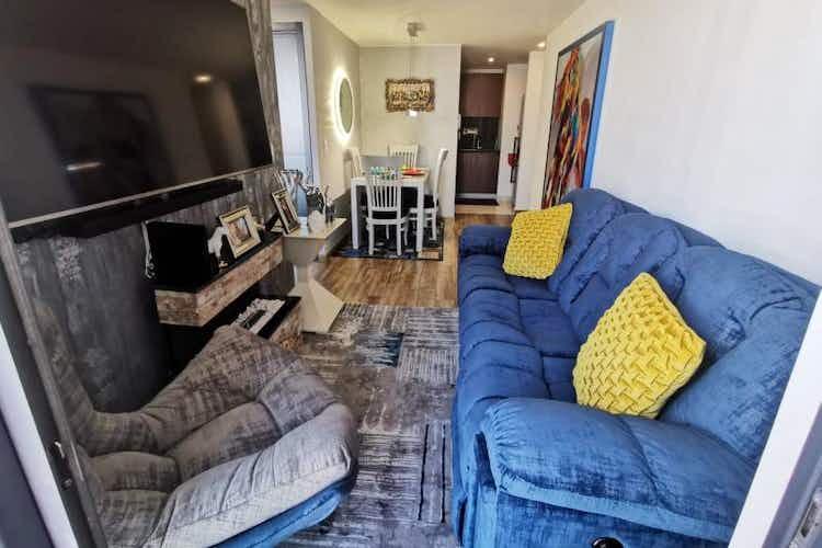 Portada Apartamento en venta en Galerías, 57mt con balcon