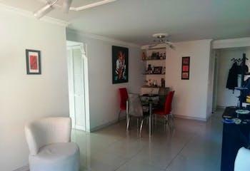 Apartamento en venta en Modelia de 3 hab. con Bbq...