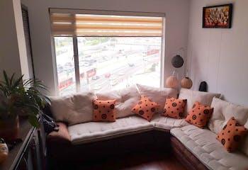 Apartamento en venta en Quinta Paredes de 2 alcobas