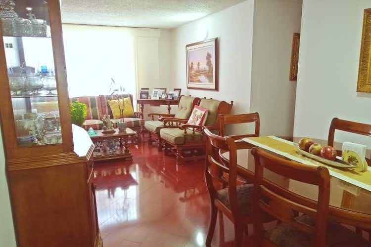 Portada Apartamento en venta en Caobos Salazar, de 99,62mtrs2