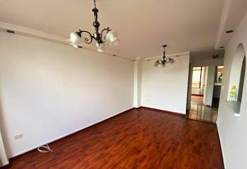 Apartamento en venta en San Luis Teusaquillo de 2 habitaciones