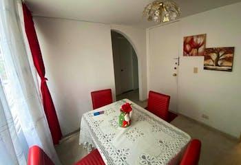 Apartamento en venta en Chapinero Alto de 5 alcobas