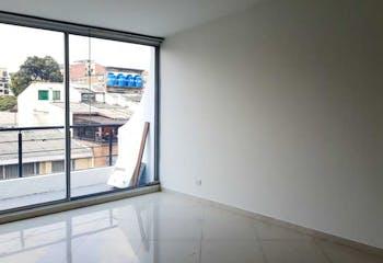 Apartamento en venta en Nicolas De Federman 90m²