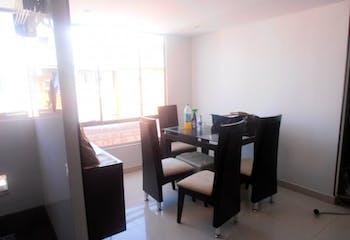 Apartamento en venta en Nueva Castilla de 54m²