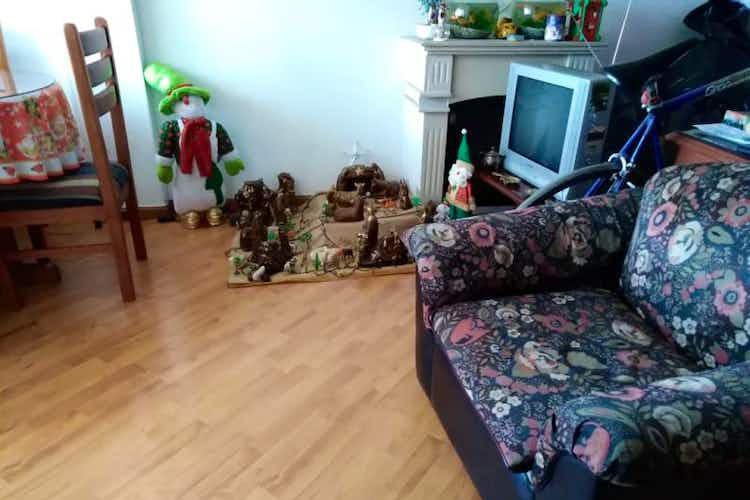 Portada Apartamento en venta en Colinas De Suba de 2 habitaciones
