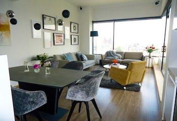 Apartamento en venta en El Chico de 108m²