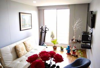 Apartamento en venta en Hayuelos de 64m²