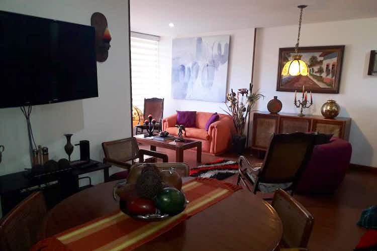 Portada Apartamento en venta en Chia de tres habitaciones