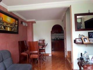 Conjunto Campiña Del Restrepo, casa en venta en Barrio restrepo, Bogotá
