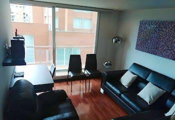 Apartamento en venta en La Felicidad de 2 hab. con Bbq...