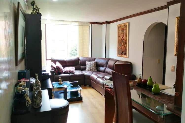 Portada Apartamento en venta en Hayuelos Reservado de tres habitaciones