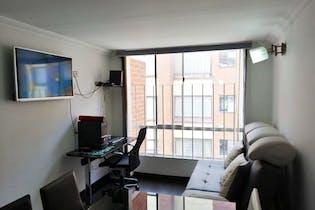 Apartamento en venta en Tibaná, 59m² con Bbq...