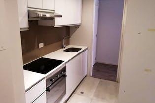 Apartamento en venta en La Carolina Usaquén de 1 habitacion