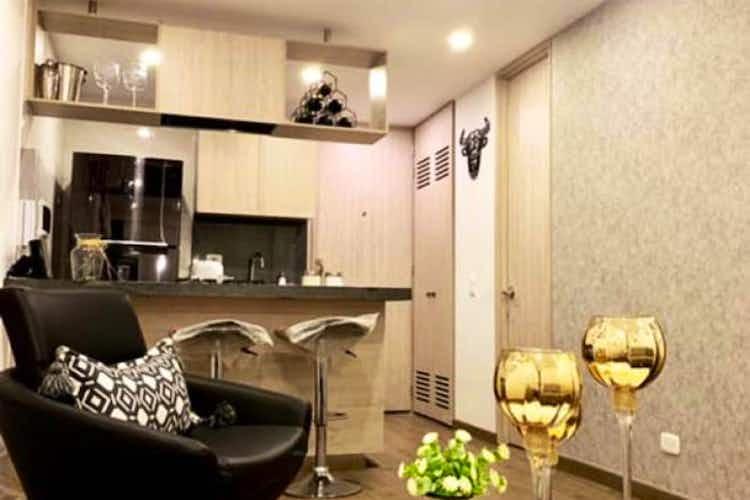 Portada Apartamento en venta en Santa Bárbara Central, de 46,74mtrs2