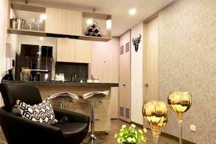 Apartamento en venta en Santa Bárbara Central, de 46,74mtrs2