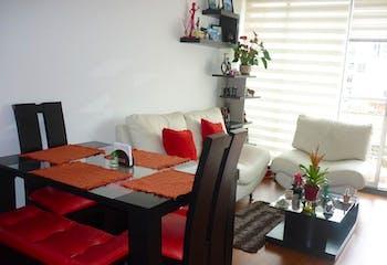 Apartamento en venta en San Antonio Norte Usaquén 59m² con Zonas húmedas...