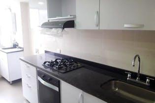 Apartamento en venta en Palo Blanco de 3 habitaciones