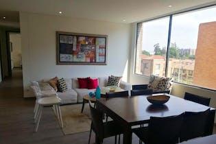Apartamento en venta en Barrio Modelia de 3 hab. con Bbq...