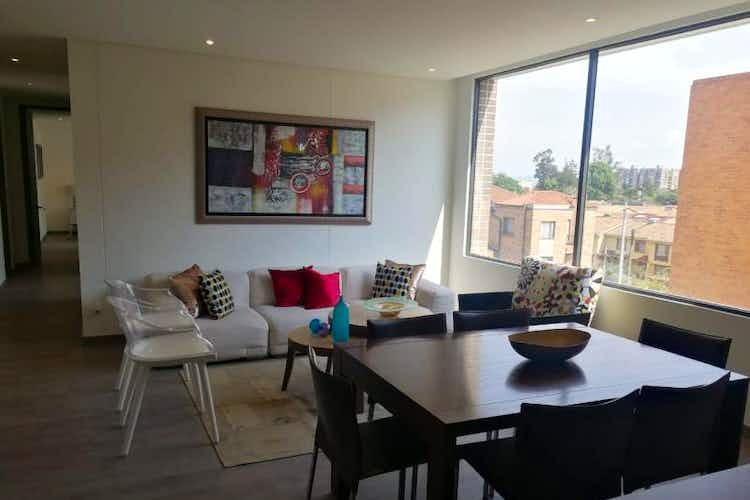 Portada Apartamento en venta en  Modelia de 3 habitaciones